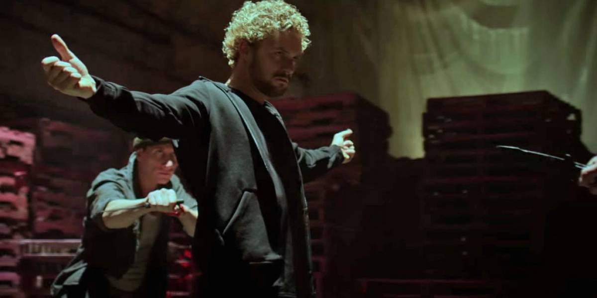 Llega el primer tráiler de Iron Fist, lleno de artes marciales