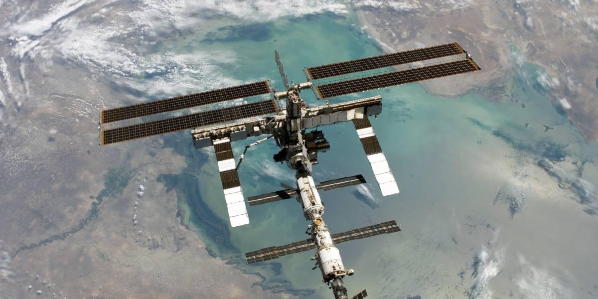 Detectan fuga de amoníaco en la Estación Espacial Internacional