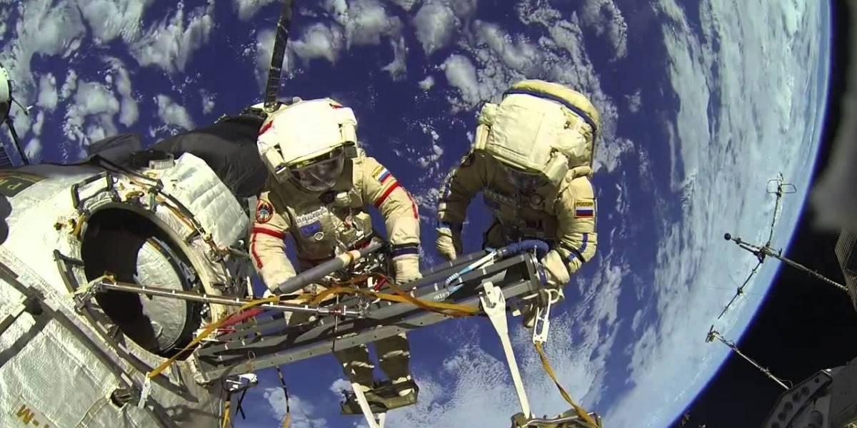 Millones en Facebook creen que la ISS transmitió en directo