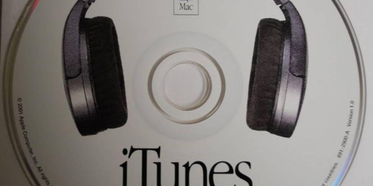 En Gran Bretaña, usar iTunes para copiar CDs es ilegal