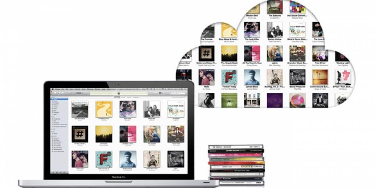 Apple lanza iTunes Match en nueva actualización