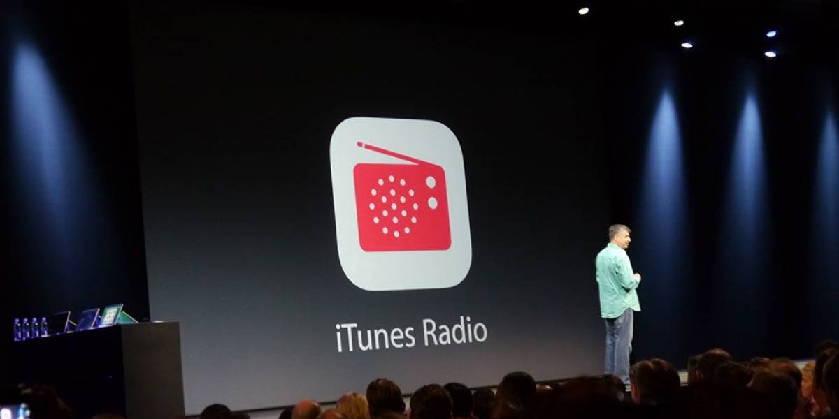 Apple presenta iTunes Radio #WWDC13