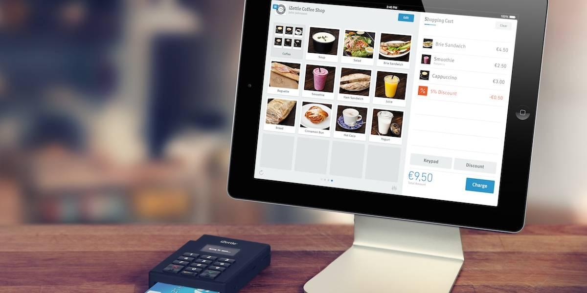 El sistema de pagos iZettle levanta 40 millones de euros
