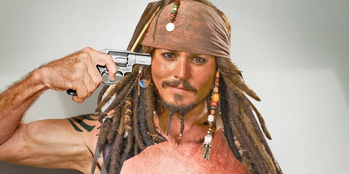 Johnny Depp interpretará a John McAfee en King of the Jungle