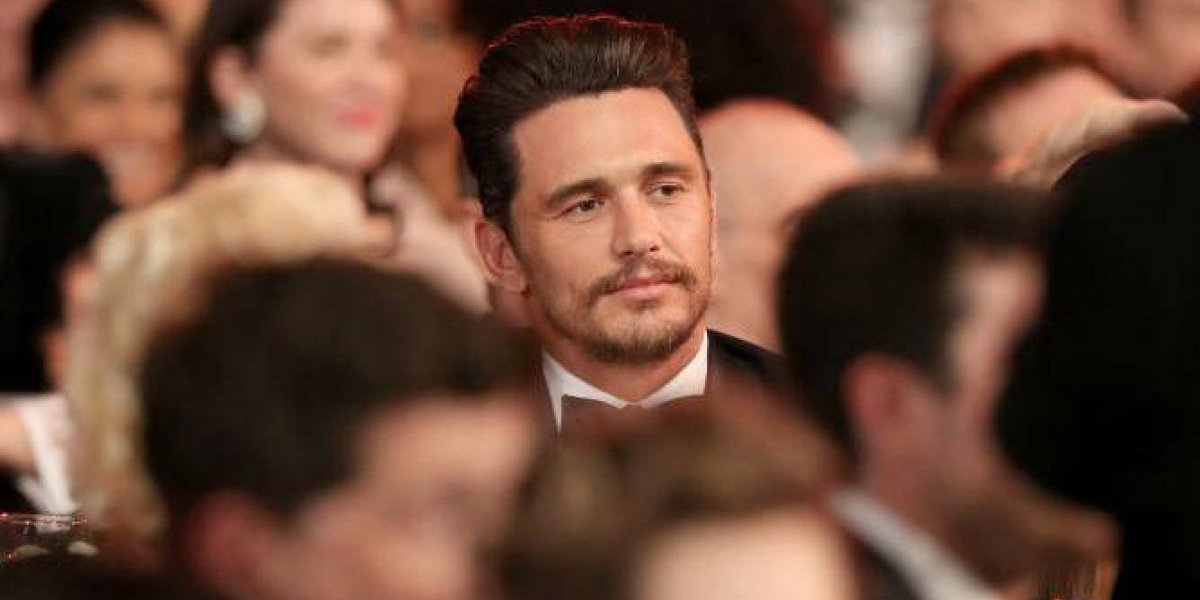 A atriz que defendeu James Franco durante o SAG Awards
