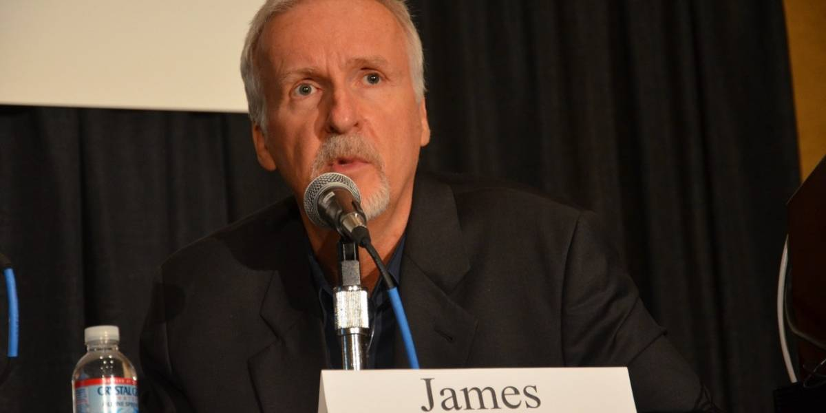 James Cameron quiere mejores drones para filmar sus películas