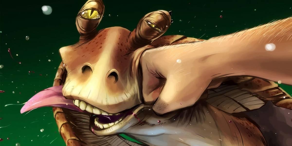 Próxima novela de Star Wars revela el destino de Jar Jar Binks