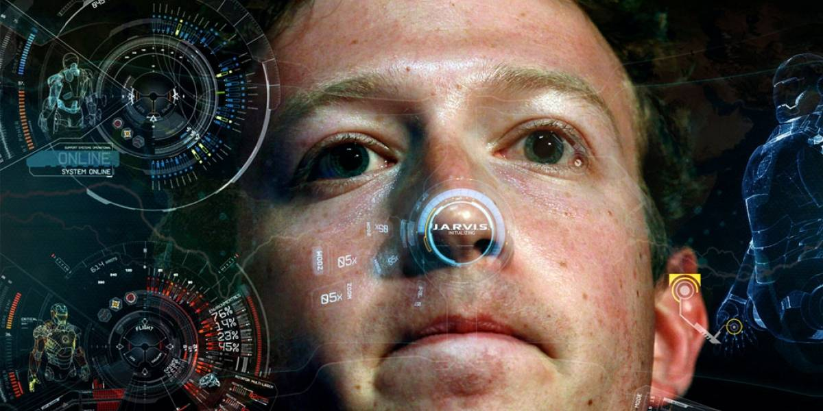 Mark Zuckerberg revela qué famoso actor da voz a su asistente Jarvis