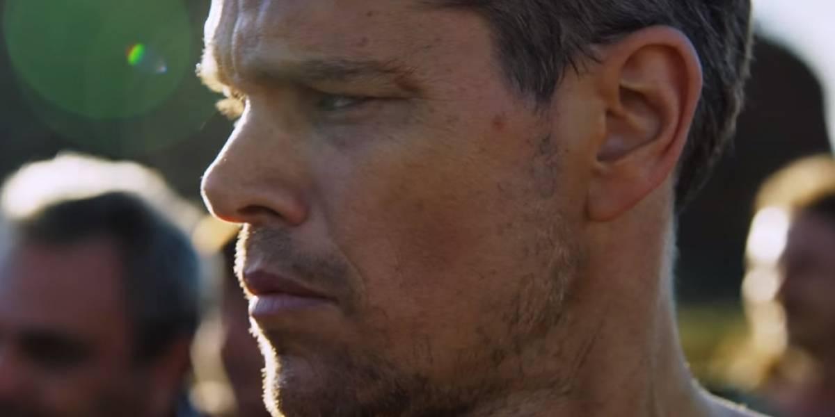 Mira el tráiler subtitulado de Jason Bourne