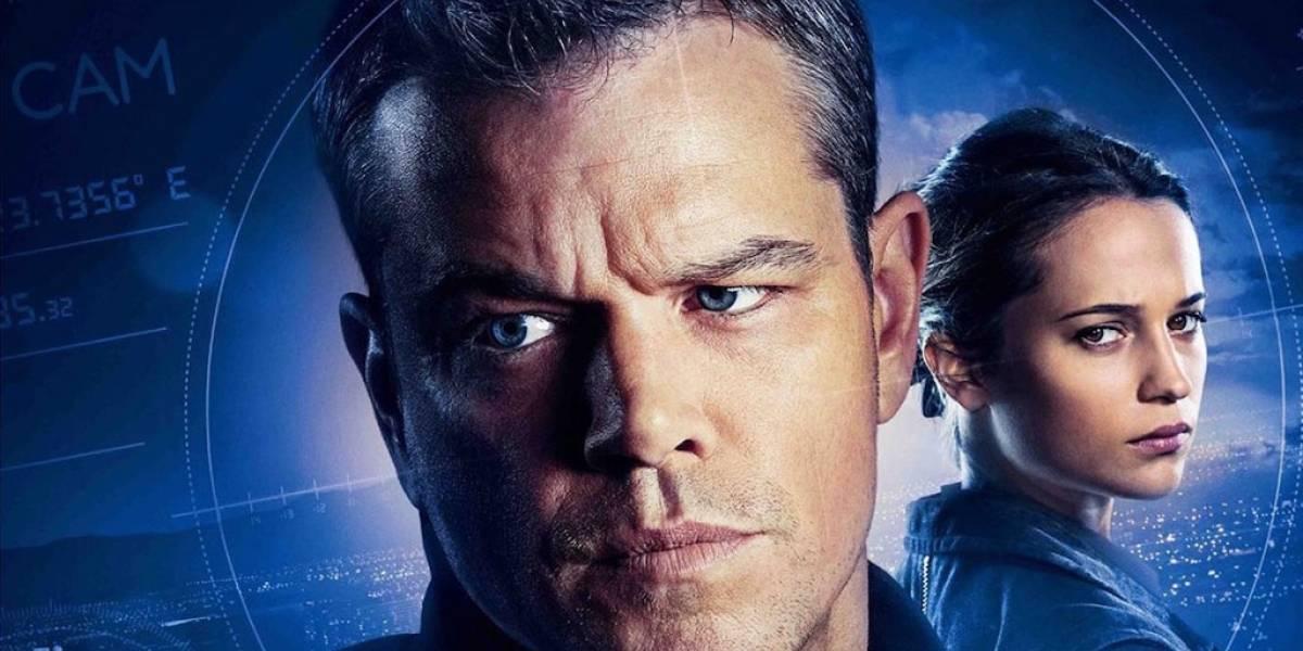 Por qué Jason Bourne es una película necesaria para la comunidad web