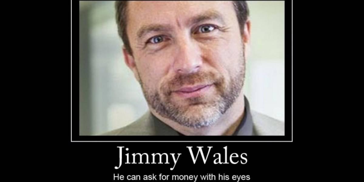 Wikipedia comenzó su campaña de donaciones; Sergey Brin les aportó US$500.000