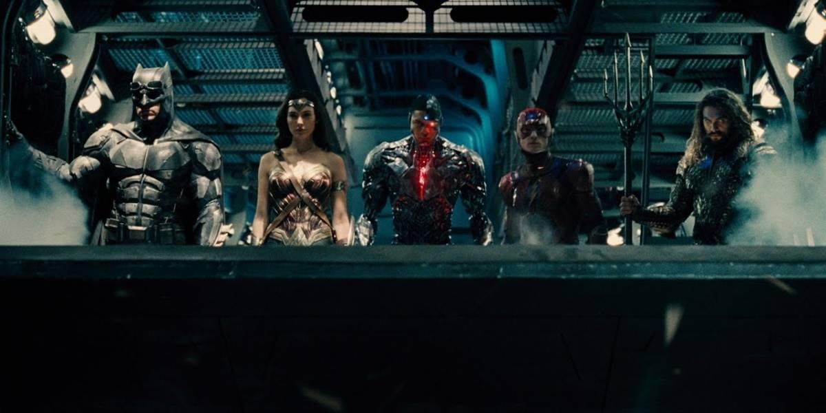 Afírmense: Este es el nuevo tráiler de Justice League