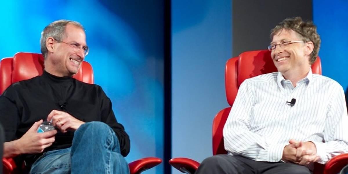 Bill Gates responde a las críticas en su contra aparecidas en la biografía de Steve Jobs