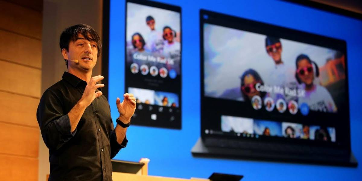 Si eres usuario de Windows 10, Microsoft va a cuidar de ti: Joe Belfiore [FW Interviú]