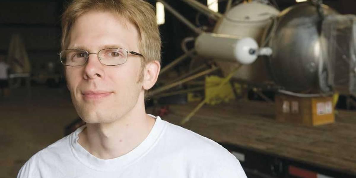 John Carmack demanda a ZeniMax por incumplimiento de contrato