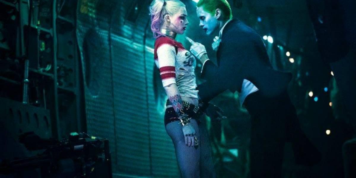 Suicide Squad estrena trailer que protagonizan el Joker y Harley Quinn