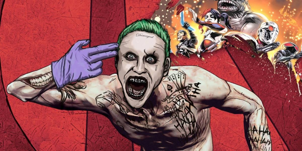 Director de Suicide Squad revela el porqué de los tatuajes del Joker