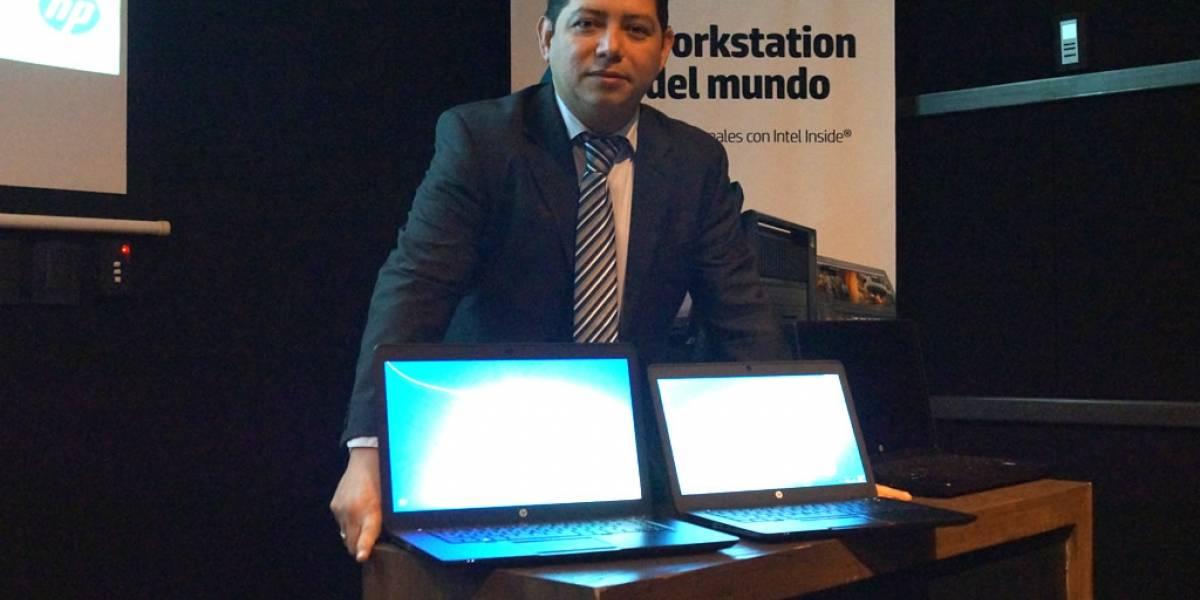HP presentó su nueva línea de workstations de escritorio y portátiles en México