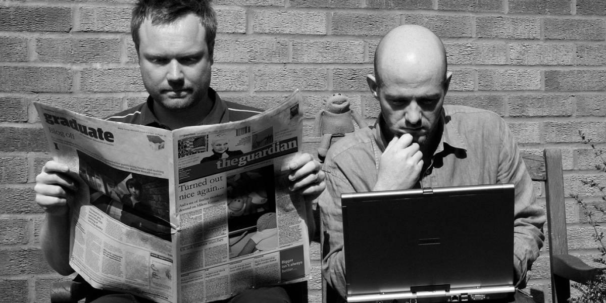 """Experto en periodismo digital y el futuro de los medios: """"El papel nunca va a morir"""""""