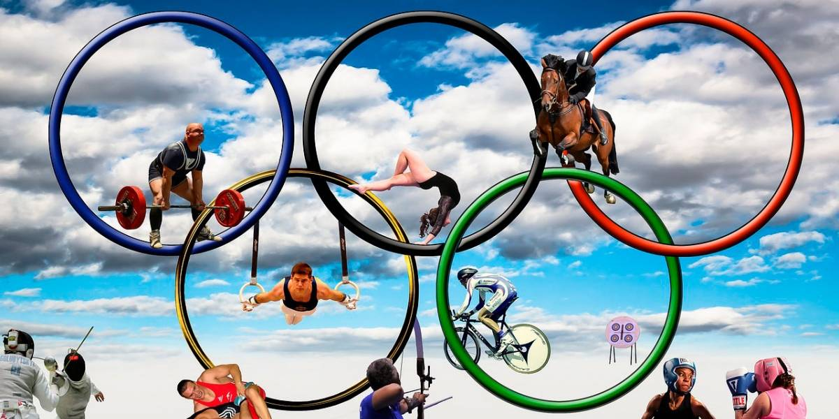 Podrás mirar resúmenes de los Juegos Olímpicos a través de las redes sociales