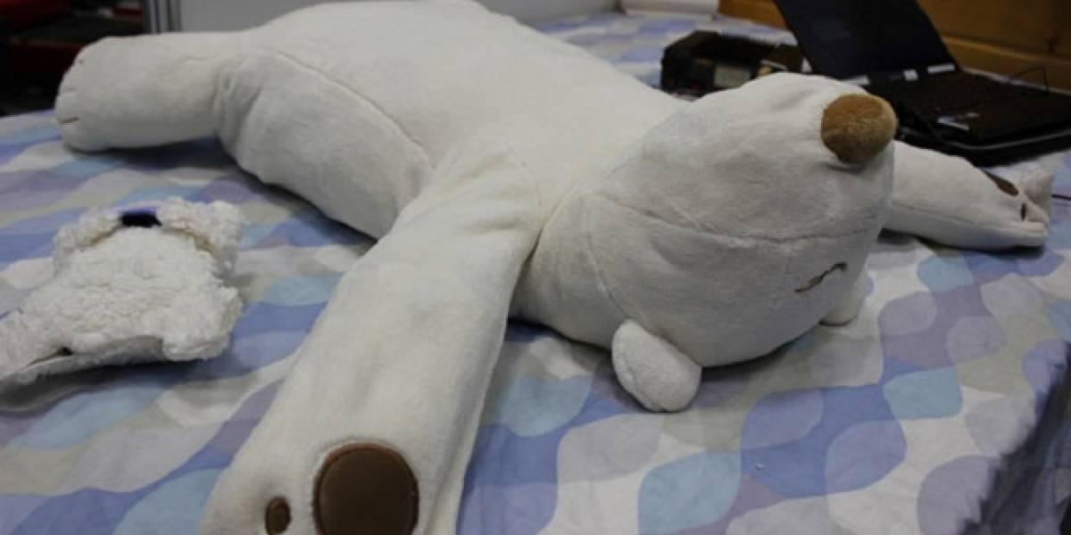 Jusukui-kun, el peluche que te hace dejar de roncar con más cariño que tu pareja