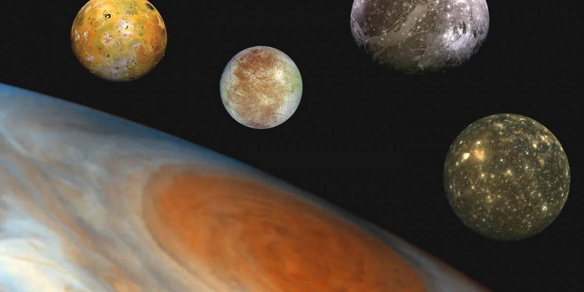 Europa: La luna de Júpiter en la que podría haber vida