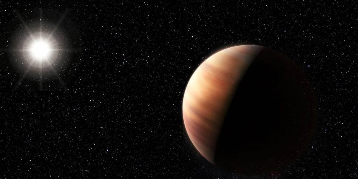 Científicos descubren agua en un exoplaneta desde Chile