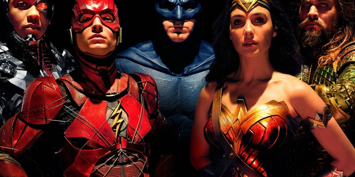 Las regrabaciones de Justice League son un desastre
