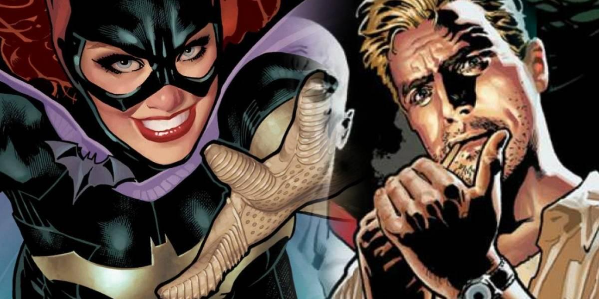 Justice League Dark y Batgirl serían las próximas películas del DCEU