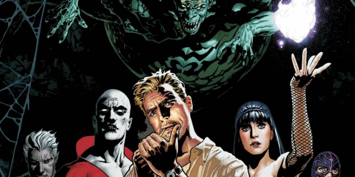 Primer vistazo a la película animada de Justice League Dark