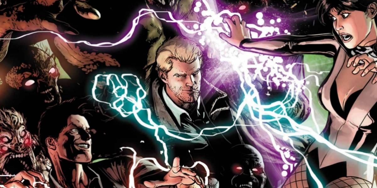 Justice League Dark tendría su propia película animada