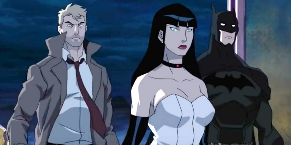 Primer trailer oficial de Justice League Dark