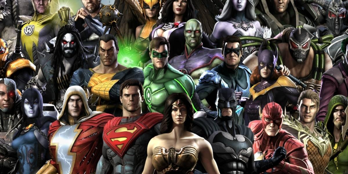 Revelan posibles títulos de Justice League y más fechas de películas DC