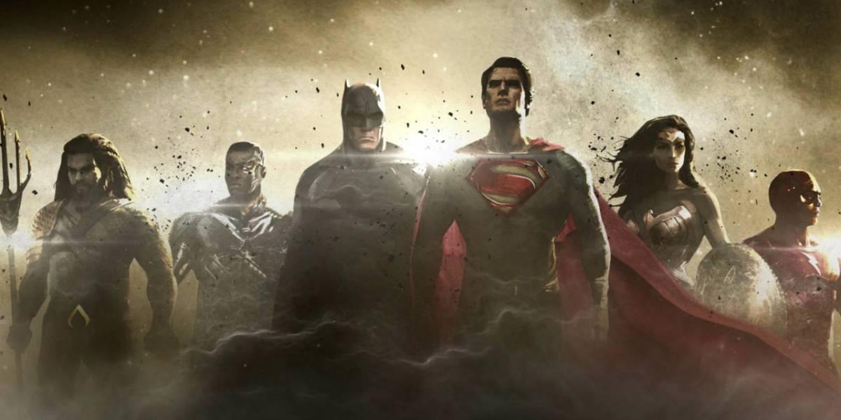DC Films desecha rumores y confirma título de Justice League