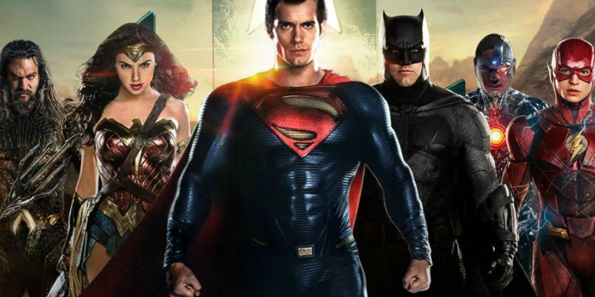 Warner Bros. lanzó discretamente un nuevo trailer de Justice League
