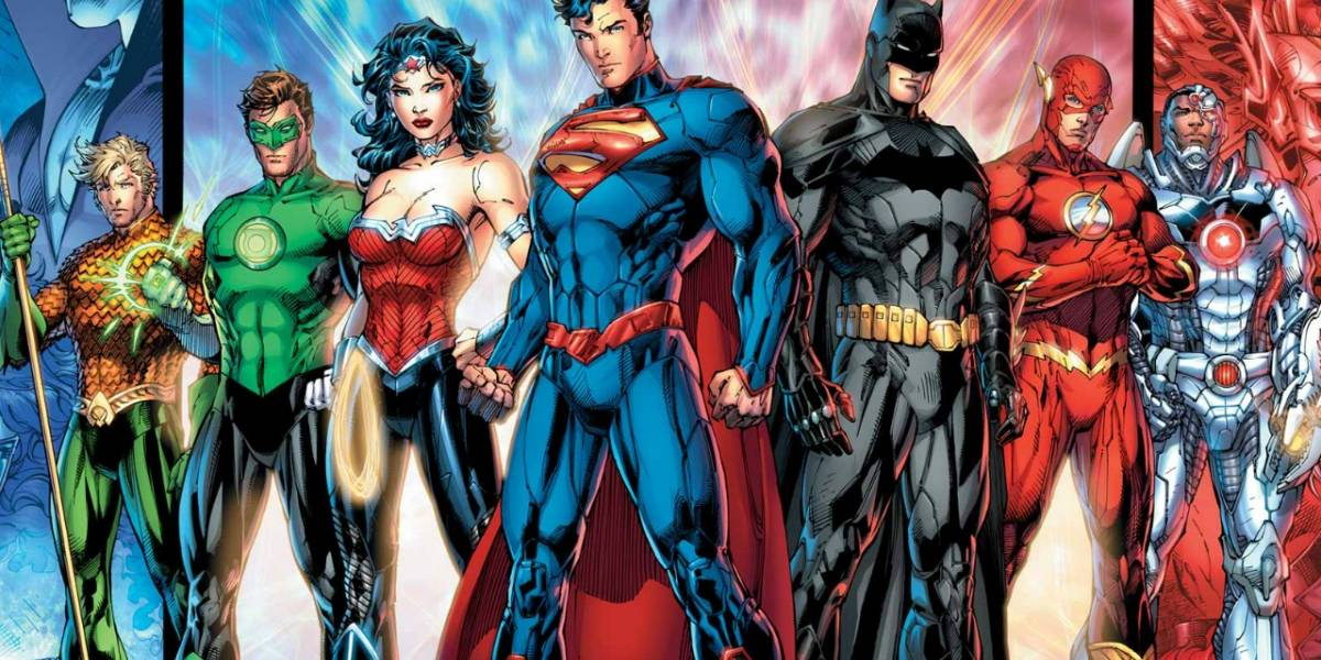 Justice League será adaptada a un manga
