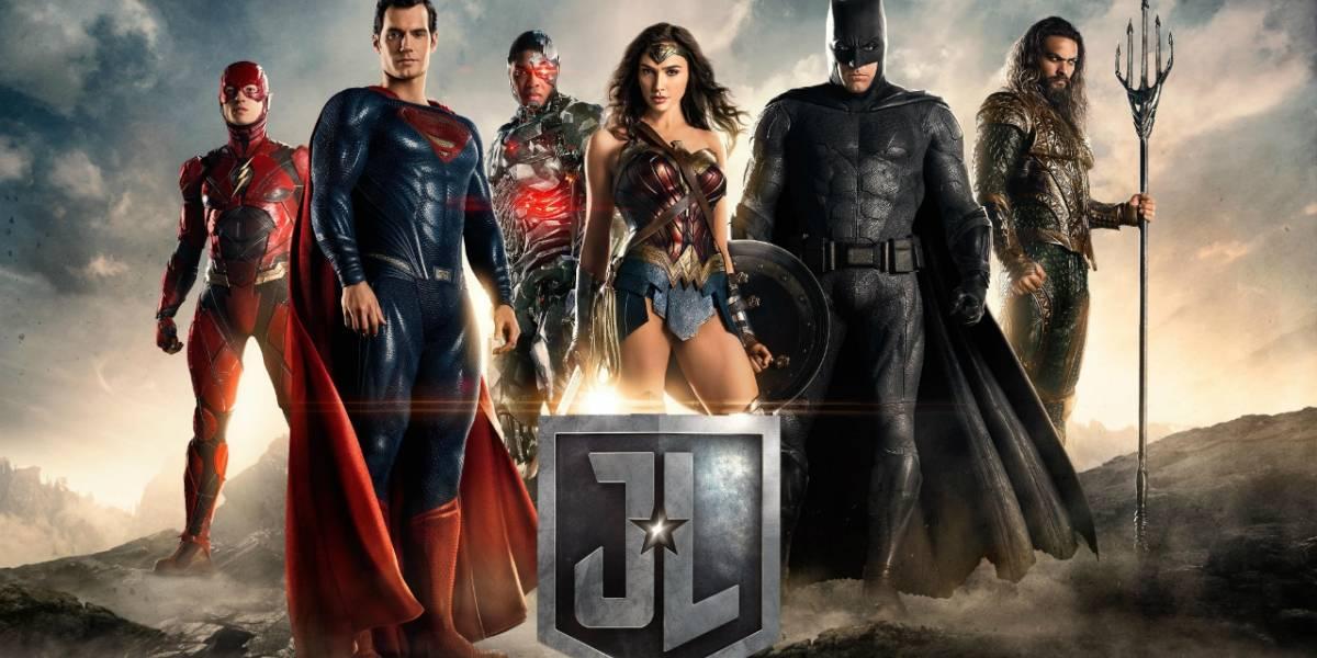 Crean versión en 8 bits del trailer de Justice League