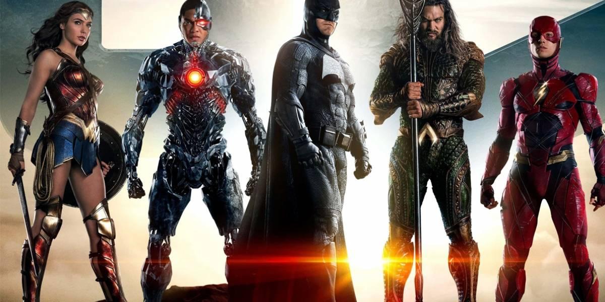 Justice League es el peor estreno del DCEU y muchos culpan a Rotten Tomatoes