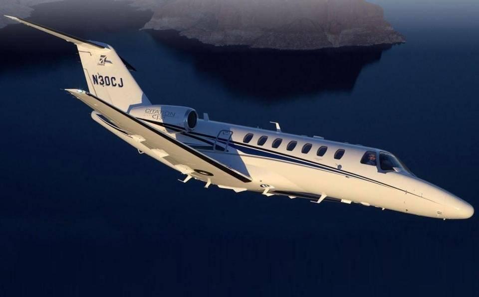 9º - Kaká tem uma um Cessna CJ3 Plus avaliado em 6,4 milhões euros Divulgação