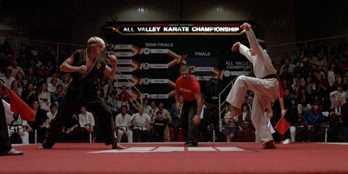 El Karate Kid regresa y tendrá su serie de YouTube