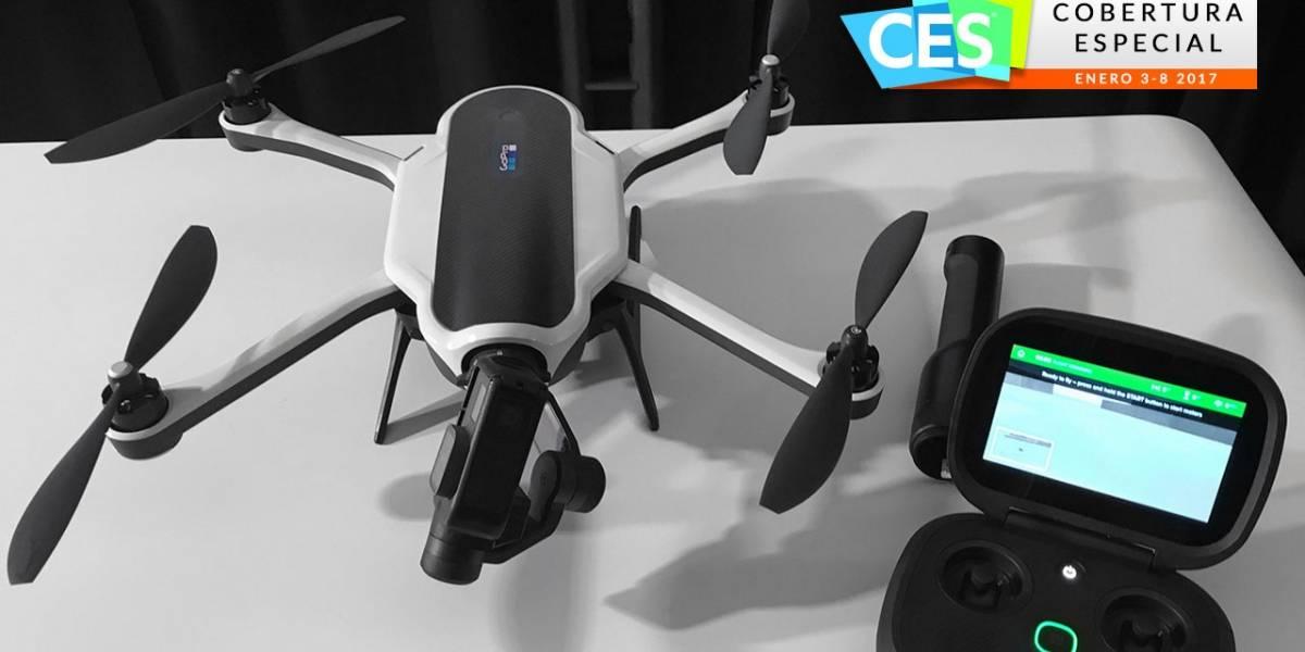 GoPro relanza su dron Karma este mismo año #CES2017