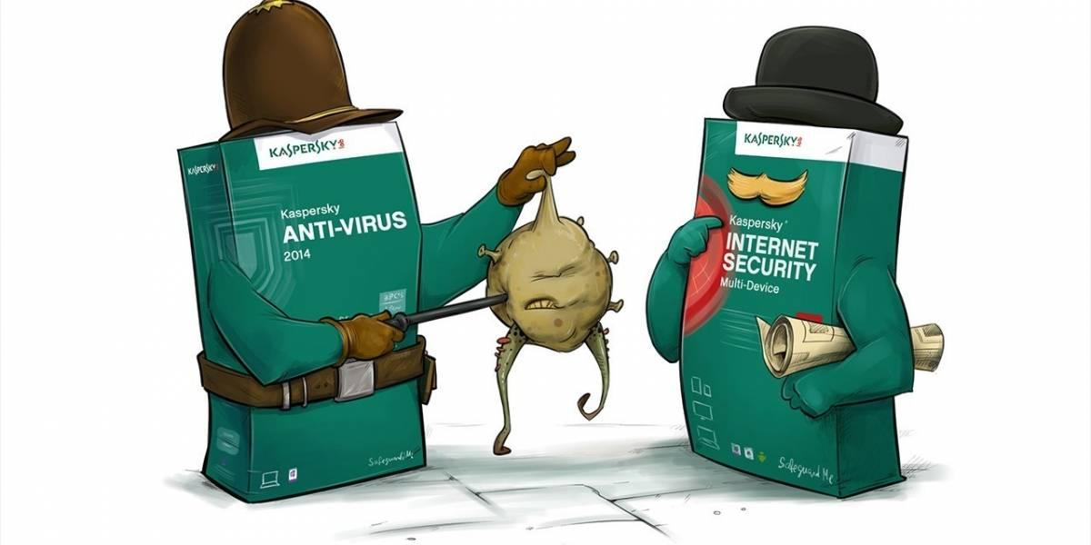 Kaspersky nunca ha sido certificado como software seguro en Gran Bretaña