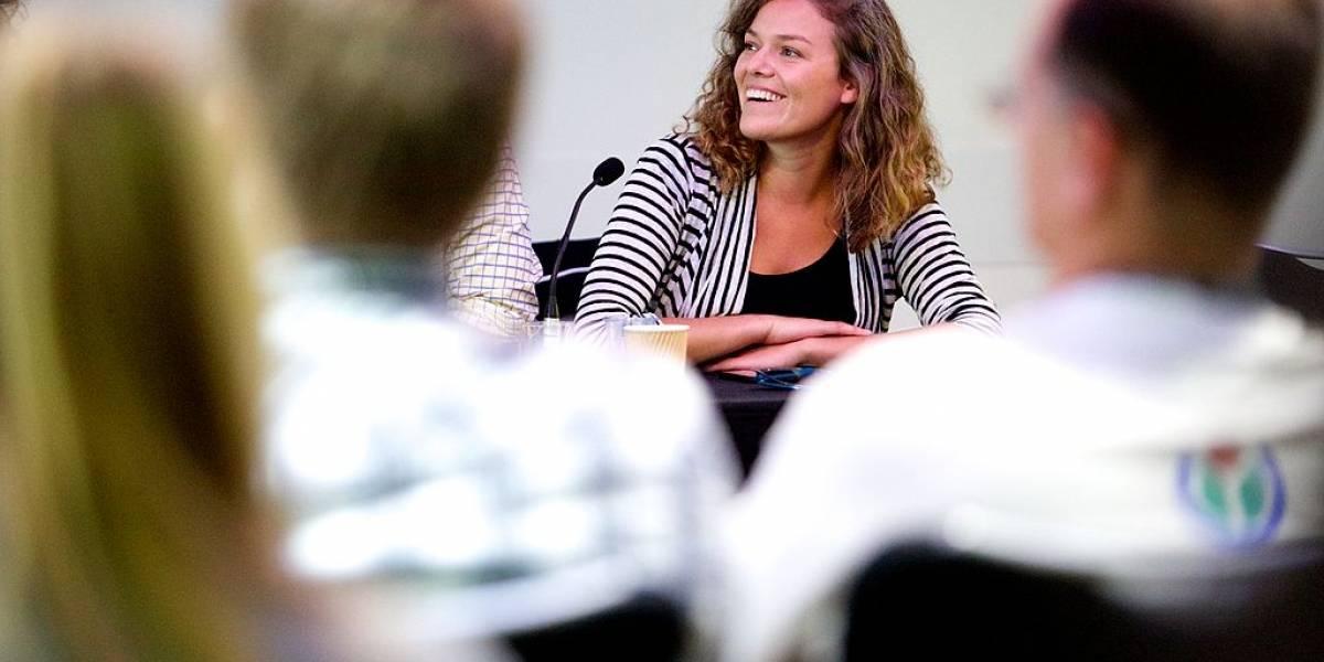 Wikimanía, una oportunidad para celebrar, aprender y conectar: Katherine Maher