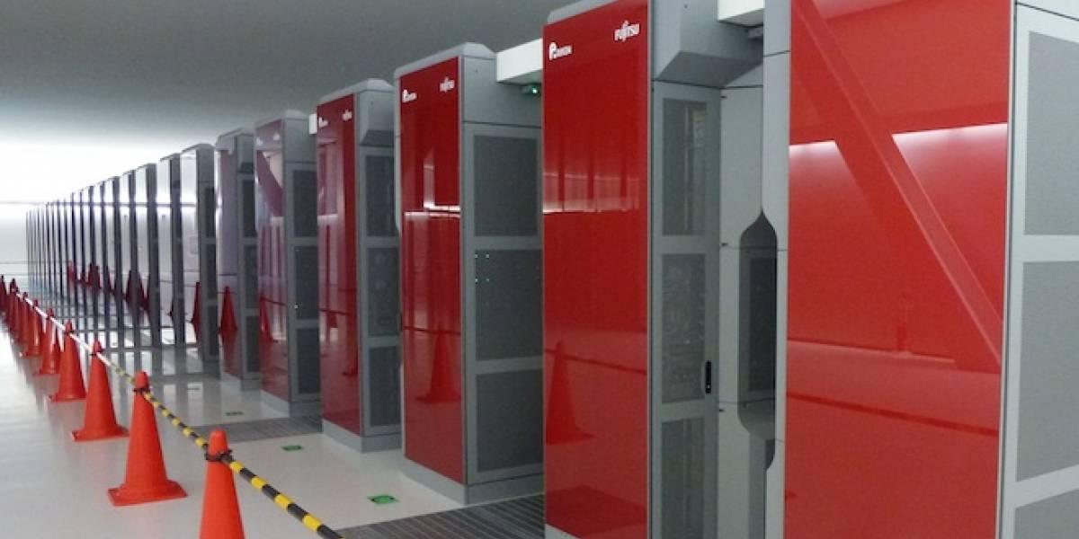 Japón pasa la barrera de los 10PFLOPs con su renovada supercomputadora
