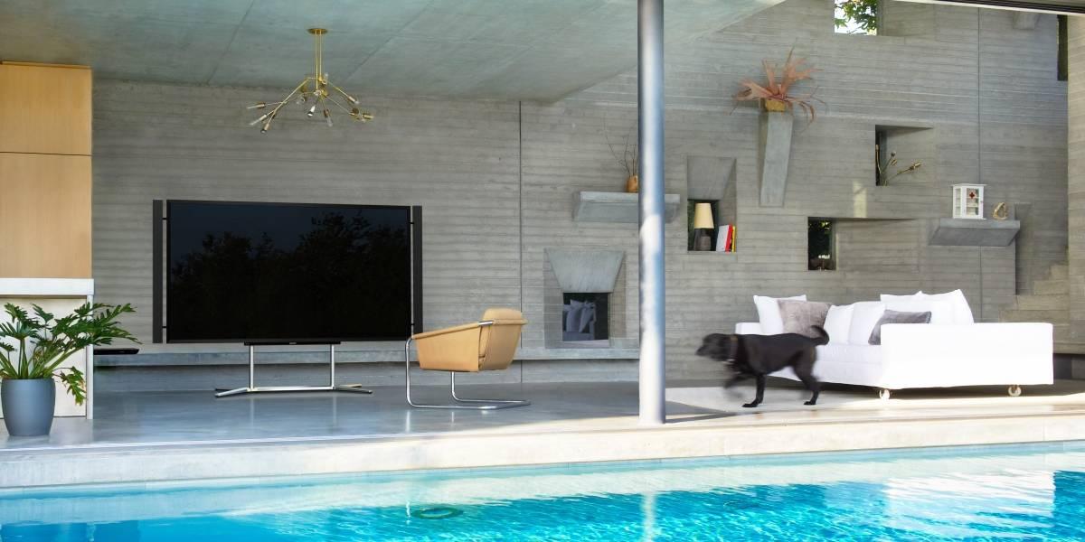 IFA 2012: Sony estrena su primer televisor de 4K y 84 pulgadas