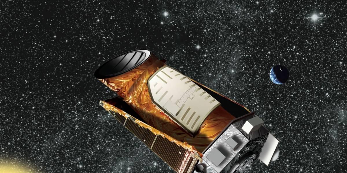 Telescopio espacial Kepler puede haber llegado a su fin