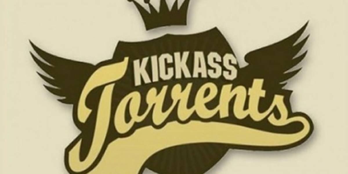 Feliz viernes: Resucitó Kickass Torrents