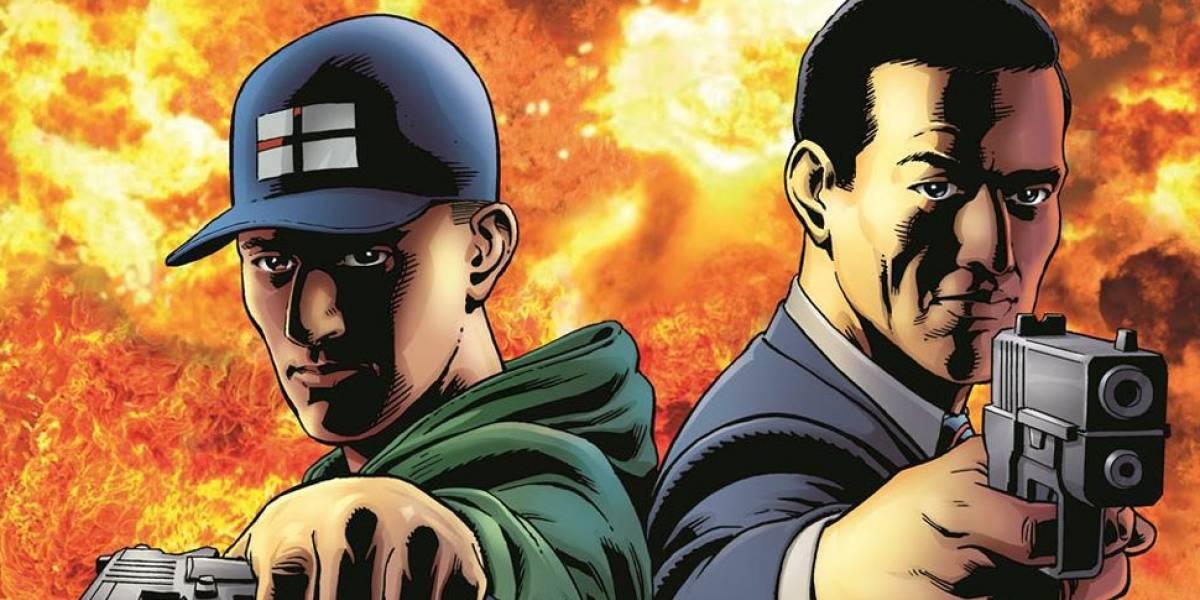 Netflix compra la editorial de comics Millarworld