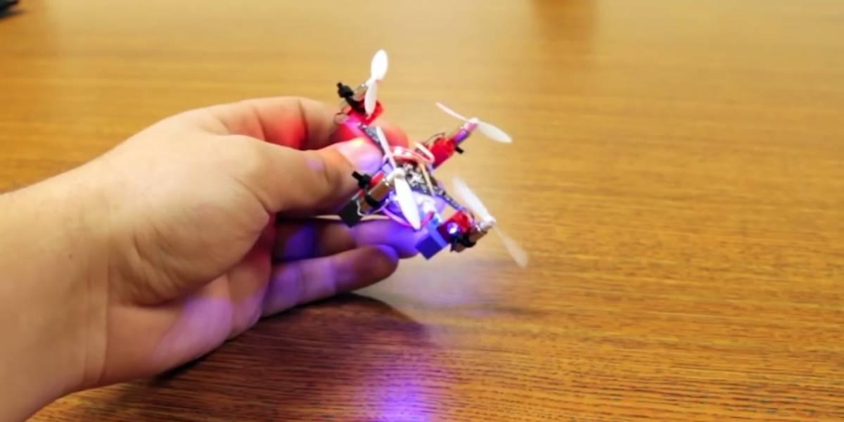 Kitables quiere crear pequeños drones hechos de Lego