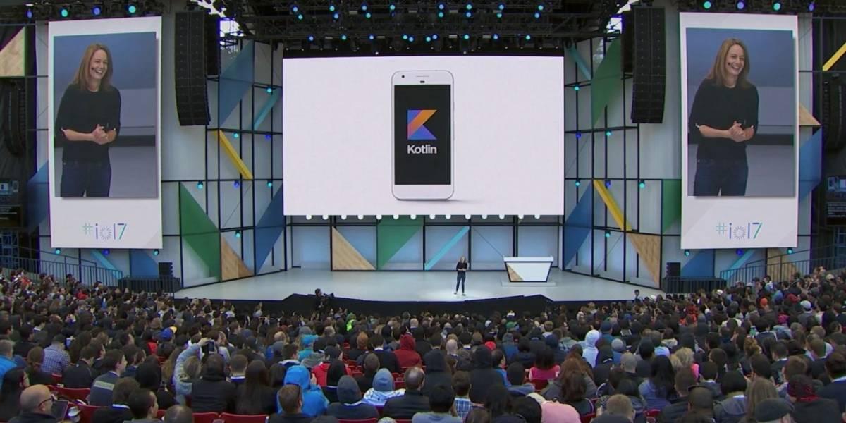 Kotlin es ahora el principal lenguaje de programación en Android #IO2017